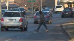 Pedestrians say 'dangerous' intersection needs crosswalk