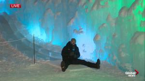Edmonton's Ice Castles open for 2019 season
