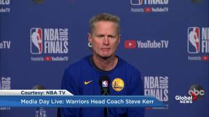 Steve Kerr says Durant likely out for Game One, Cousins uncertain