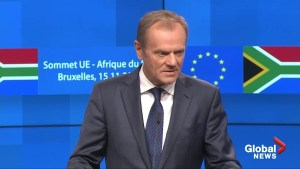 Donald Tusk: Europe is best prepared for a 'no Brexit' outcome