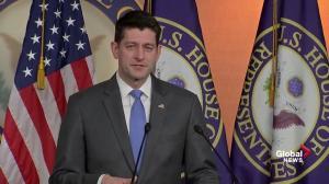Paul Ryan is retiring so he's not seen as a 'weekend dad' anymore
