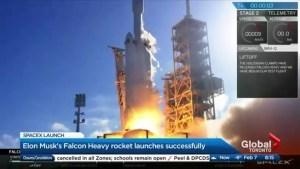 Why Elon Musk's Falcon Heavy launch matters