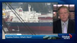 After landmark ruling, what's next for the Trans Mountain pipeline expansion?