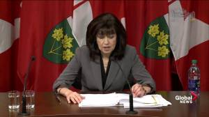Ontario AG says Liberals hiding true impact of hydro bill reduction