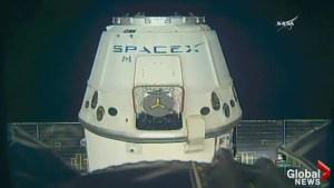 SpaceX cargo ship carrying AI robot arrives at International Space Station