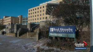 Supervised consumption site opening at Royal Alexandra Hospital in April