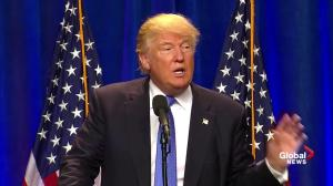 Donald Trump: The Muslims have to work with us
