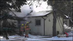 Fire destroys house in Bobcaygeon