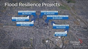 Alberta government announces funding to improve flood resiliency in Calgary