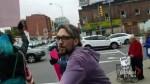 Man roundhouse-kicks pro-life advocate at Toronto anti-abortion protest