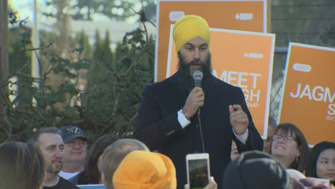 Liberal candidate Karen Wang steps aside after pointing to Jagmeet Singh's 'Indian origin' on WeChat