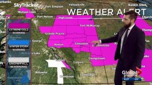 Edmonton Weather Forecast: Dec. 28