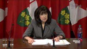 Ontario AG: Government's accounting on hydro bill reduction 'is wrong'
