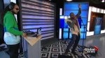 Melodic Yoza performs Celebrate on The Morning Show