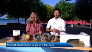 Four essential Daily Health Hacks