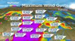 Hurricane force winds slam Saskatchewan with gusts up to 131 km/h