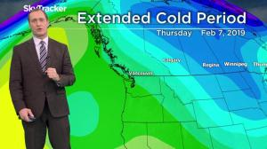 Snow and 'blustery conditions' on their way to Metro Vancouver