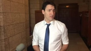 Trudeau will 'standup' for Trans Mountain pipeline amid B.C., Alberta bitumen battle