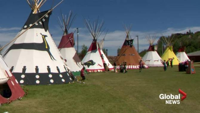 Name Change Coming For Calgary Stampedes Indian Village -7503