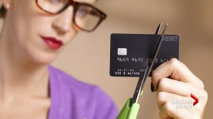 Here's how to get out of credit card debt