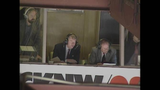 'The gold standard': CKNW's iconic Canucks play-by-play voices reflect on anniversary