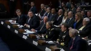 U.S. intelligence chiefs: Russia escalating online attacks
