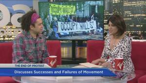 Occupy Wall Street co-founder Micah White on success and failure of movement (05:51)