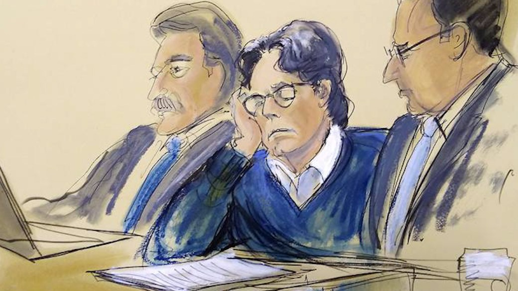 Click to play video 'Lawyers for NXIVM founder Keith Raniere speak about guilty verdict, say he'll appeal'