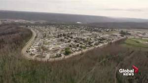 Tree Canada tours Fort McMurray wildfire region (01:17)