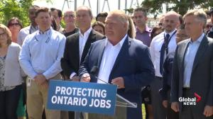 Ford announces extension of Pickering Power Station to 2024