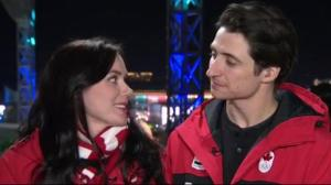Virtue, Moir respond to being dubbed 'greatest Olympic love story ever'
