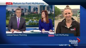 Fort McMurray evacuees return home during day 3 of re-entry