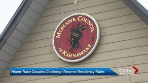 Debate of  'Marry Out, Move Out' law strains Mohawk community
