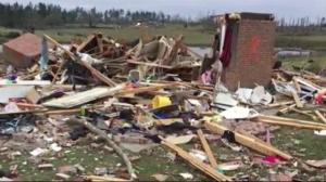 Powerful tornadoes kill at least 23 in Alabama