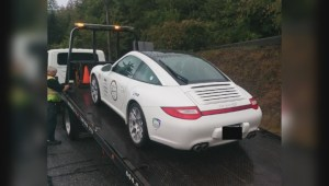 Unanimous reaction after luxury car impounded during charity rally