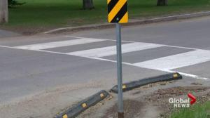 City takes down speed bumps put in by concerned Caswell Hill residents