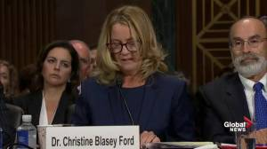 Ford: Anxiety, Phobia, and PTSD-symptoms following alleged Kavanaugh sex assault