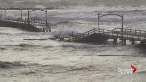 Windstorm leaves White Rock's iconic pier in need of major repairs