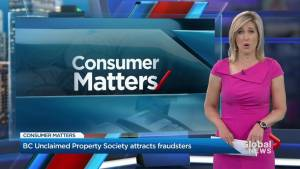 Consumer Matters: Non-profit group targeted by fraudsters