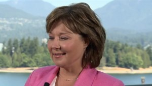 What are Christy Clark's future plans?