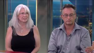 Toronto couple recounts their horrifying ordeal during Hurricane Irma