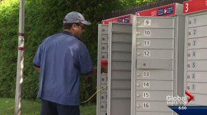 Some Saskatoon homeowners retain mail delivery