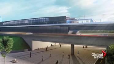 Where should the Kirkland light-rail station be built