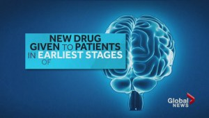 New drug hope for Alzheimer's patients