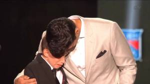 NHL Awards: Carey Price reunites with young fan in heartwarming moment