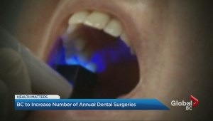 B.C. to increase number of annual dental surgeries