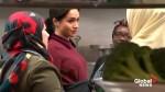 Meghan Markle meets Grenfell fire survivors in London community kitchen