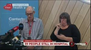 'Can't predict' fate of critically ill patients following Christchurch: hospital