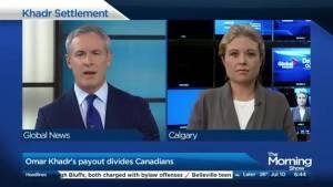 Omar Khadr's payout divides Canadians