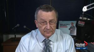 Bob Layton Editorial: Alberta politics menu